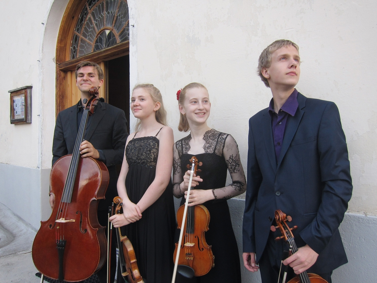 Sweelinck Quartet