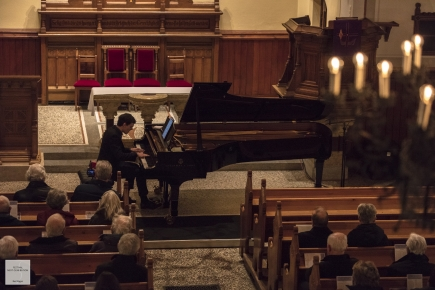 Pianisten beim FESTIVAL NEXT GENERATION